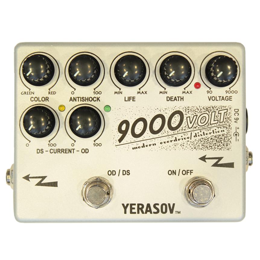 Инструкция yerasov 9000 volt